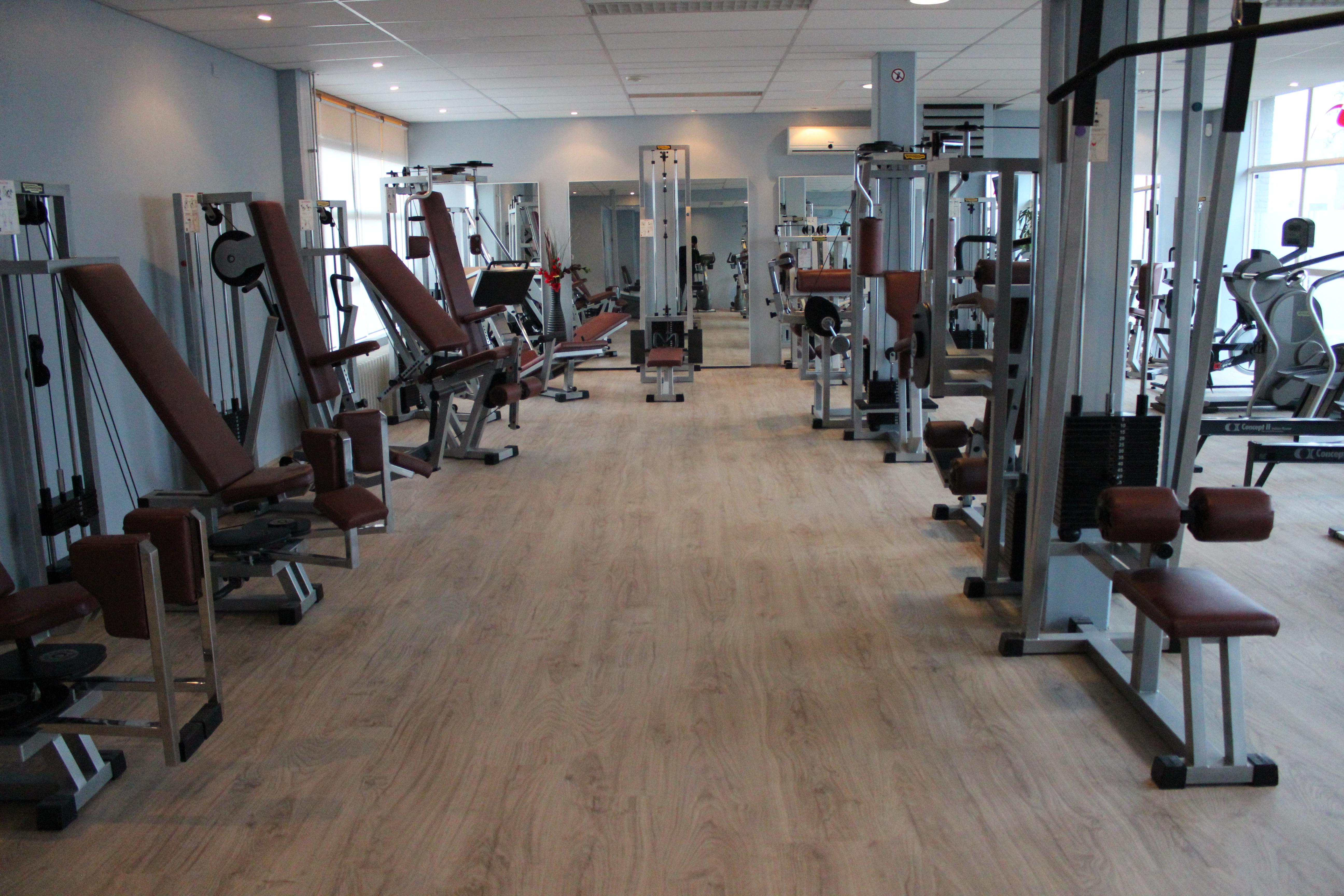 Novilon Pvc Vloer : Pvc vloer sportschool woninginrichting van nuland